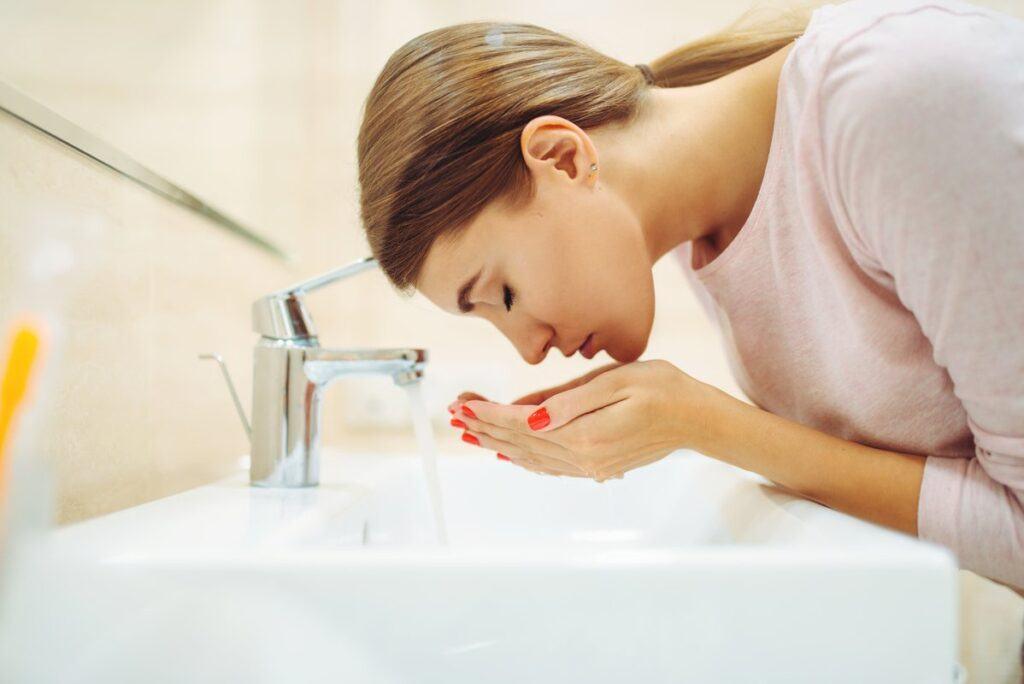 Jak pozbyć się trądziku dzięki myciu twarzy