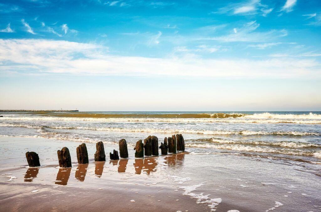 Podróż poślubna nad polskie morze