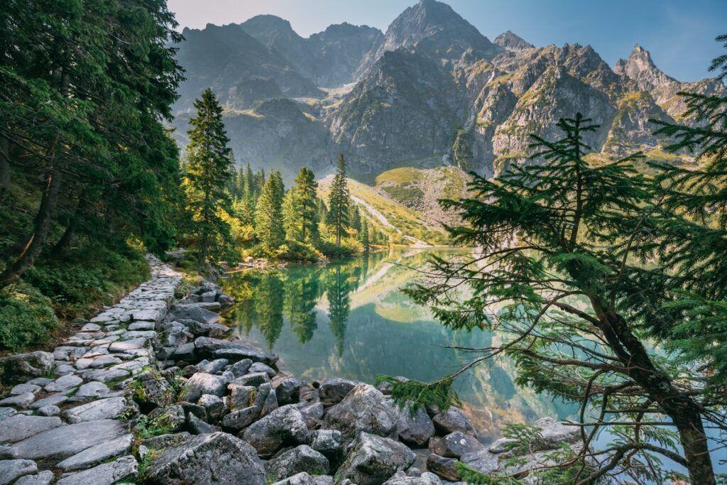Podróż poślubna do Tatrzańskiego Parku Narodowego