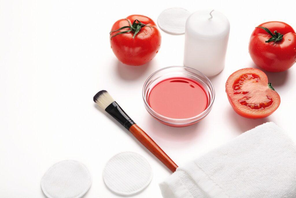 Jak pozbyć się trądziku dzięki maseczki z pomidorów