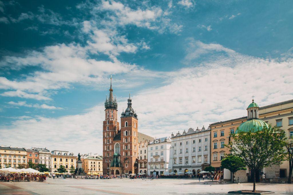 Najpiękniejsze miejsca w Polsce - Kraków