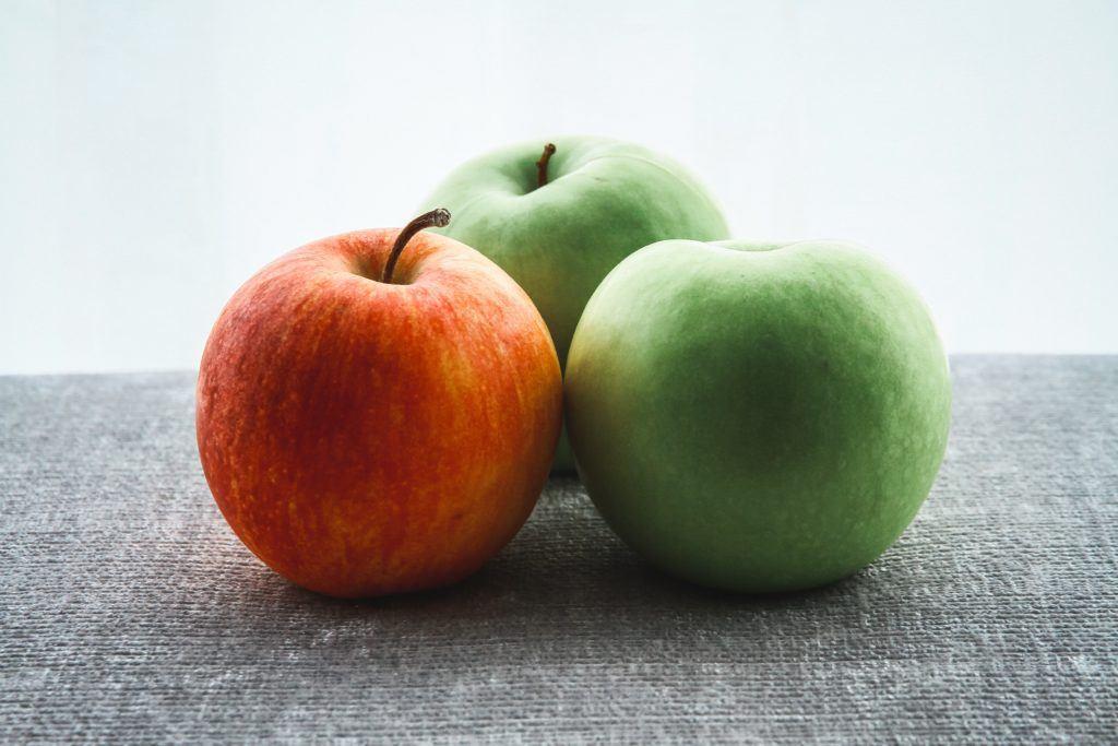 Jabłka w diecie dr Dąbrowskiej