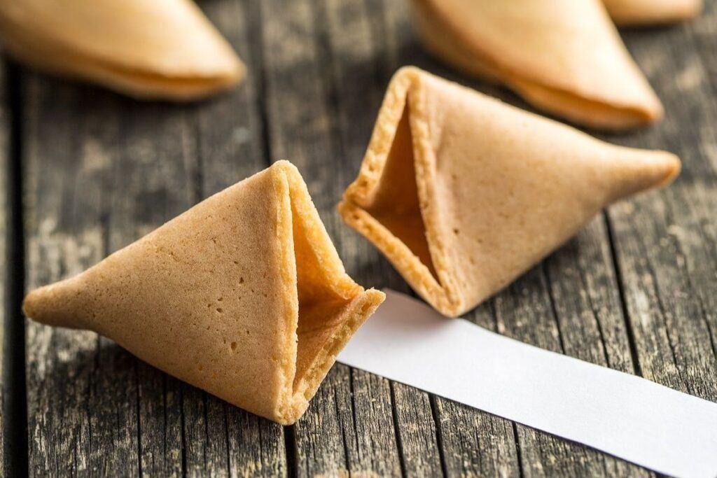 Wróżby do ciasteczek chińskich na wesele