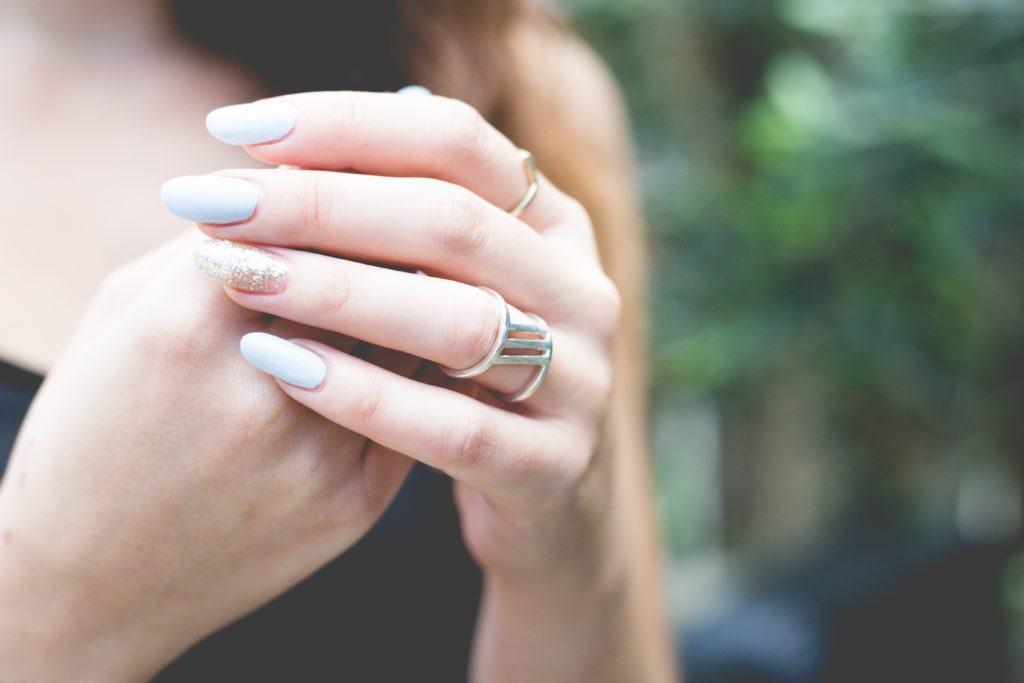 Kształty paznokci - paznokcie zaokrąglone