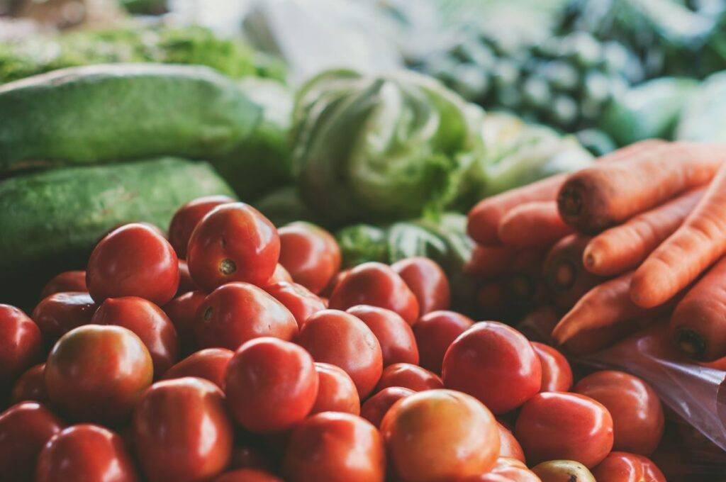 Warzywa, w których znajdziemy witaminy na paznokcie