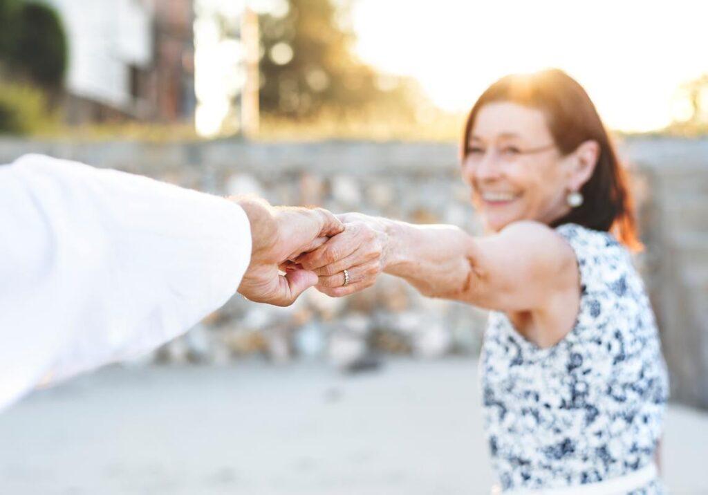 Małżeństwo po odnowieniu przysięgi małżeńskiej